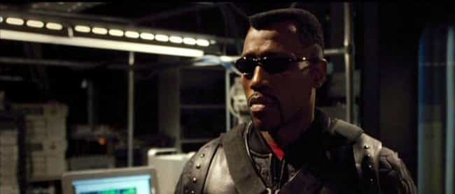 Wesley Snipes Sued The P... is listed (or ranked) 5 on the list 12 Unbelievable Stories From Behind The Scenes Of Blade: Trinity