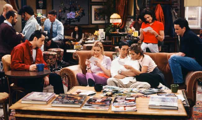 It Showed Viewers That Y... is listed (or ranked) 4 on the list How 'Friends' Ruined A Generation