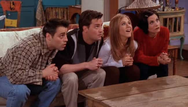 It Made Financial Issues... is listed (or ranked) 3 on the list How 'Friends' Ruined A Generation
