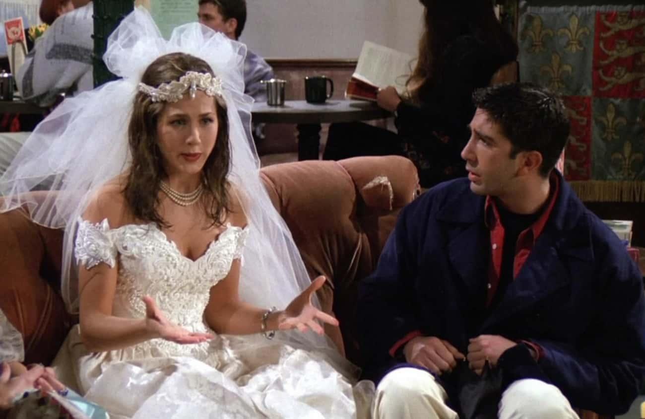 Jennifer Aniston & David Schwimmer