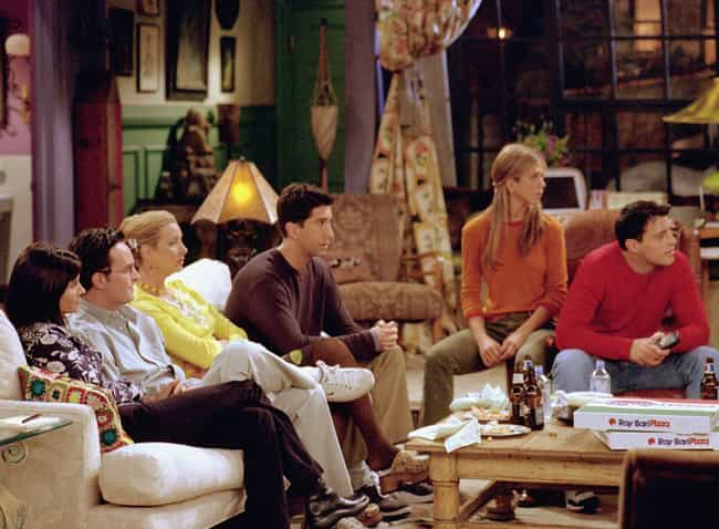 It Made Urban Living Loo... is listed (or ranked) 1 on the list How 'Friends' Ruined A Generation
