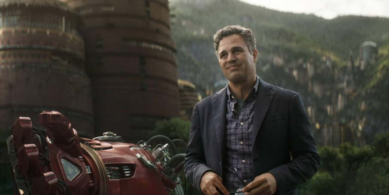 The Hulk Is In The Hulkbuster is listed (or ranked) 2 on the list Believable Avengers: Infinity War Fan Theories That Might Just Spoil The Movie