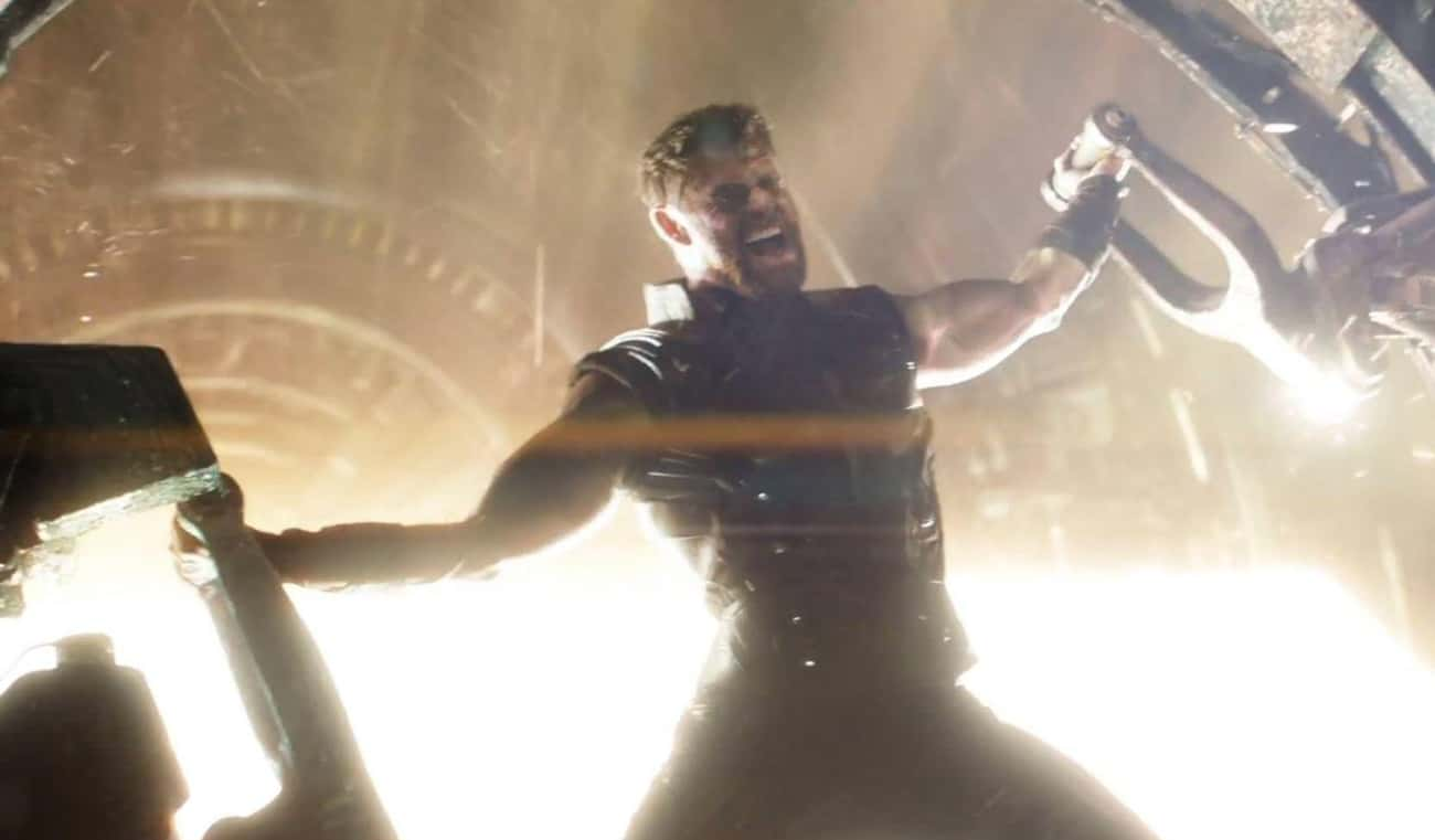 Thor Will Go On A Quest To Rem is listed (or ranked) 3 on the list Believable Avengers: Infinity War Fan Theories That Might Just Spoil The Movie