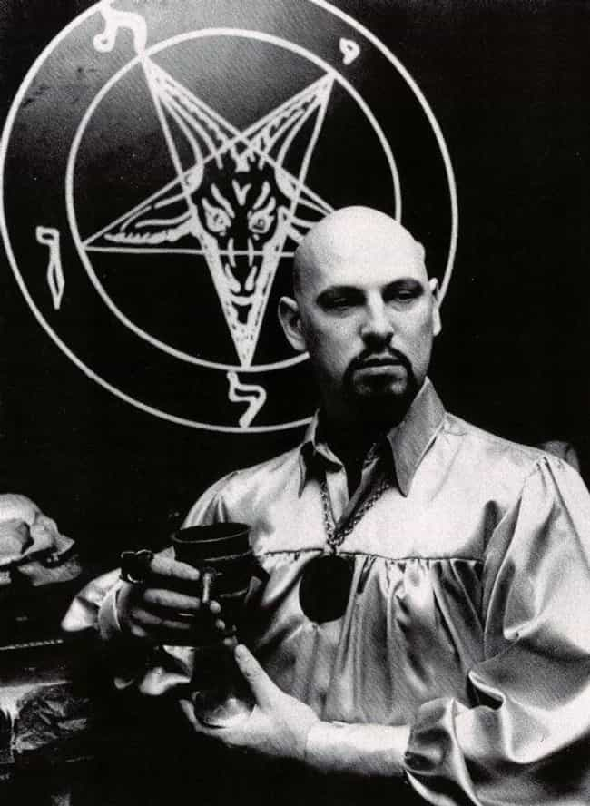 He Worked As A Photographer Fo... is listed (or ranked) 4 on the list The Bizarre Story Of Anton LaVey, The Founder Of The Church Of Satan