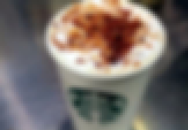 Butterbeer Latte is listed (or ranked) 8 on the list Starbucks Secret Menu Items