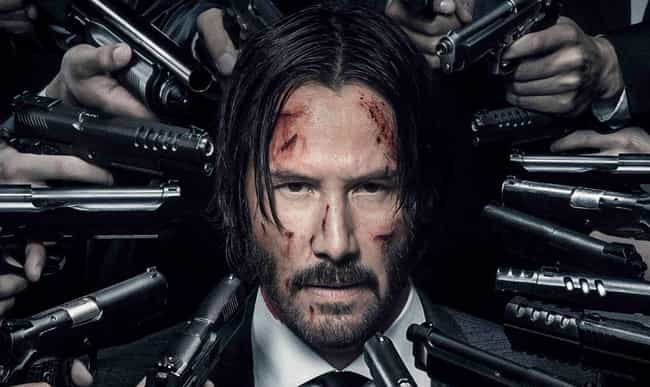 Reeves Spent Three Months In &... is listed (or ranked) 5 on the list Insane Behind The Scenes Stories From The John Wick Movies