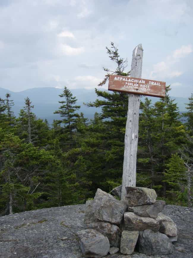 An Innocent Mistake Thre... is listed (or ranked) 4 on the list A Hiker Died While Hiking The Appalachian Trail - And Her Final Journal Entries Are Haunting
