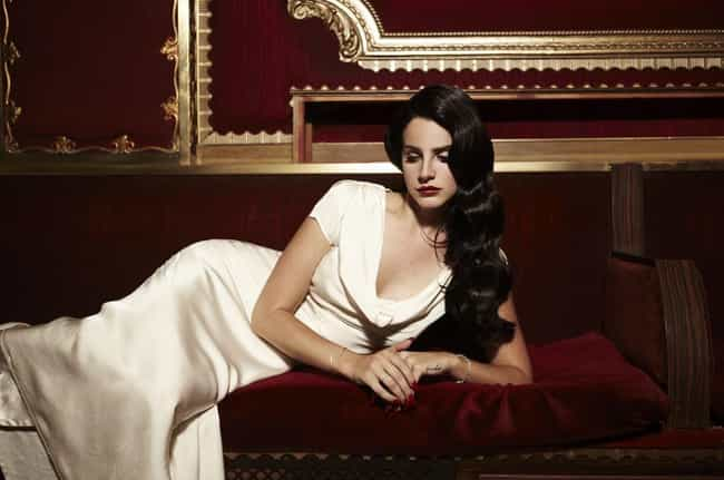 The Persona Of Lana Del Rey Wa... is listed (or ranked) 3 on the list What's The Deal With Pop Princess Lana Del Rey?