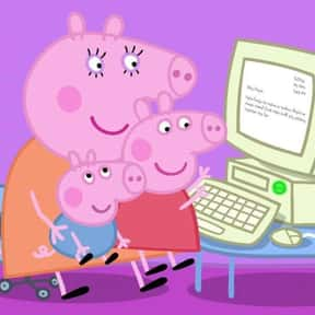 Mummy Pig at Work/Piggy in the is listed (or ranked) 22 on the list The Best Episodes of 'Peppa Pig'