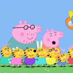 New Shoes/The School Fete is listed (or ranked) 12 on the list The Best Episodes of 'Peppa Pig'