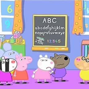 Pedro's Cough / The Librar is listed (or ranked) 4 on the list The Best Episodes of 'Peppa Pig'
