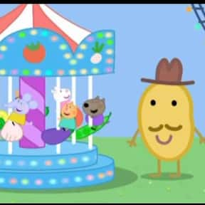Potato City / The New House is listed (or ranked) 1 on the list The Best Episodes of 'Peppa Pig'