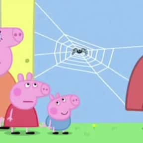 The Pet Competition / Spider W is listed (or ranked) 6 on the list The Best Episodes of 'Peppa Pig'