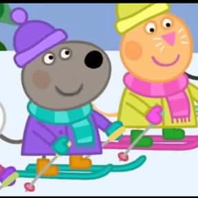 The Olden Days / Snowy Mountai is listed (or ranked) 16 on the list The Best Episodes of 'Peppa Pig'