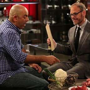 Anything but a Cake Walk is listed (or ranked) 18 on the list The Best Episodes Of 'Cutthroat Kitchen'