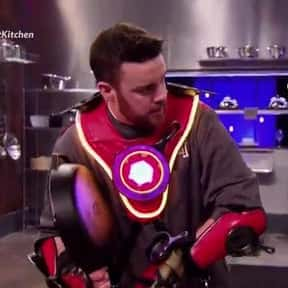 Superhero Sabotage is listed (or ranked) 9 on the list The Best Episodes Of 'Cutthroat Kitchen'