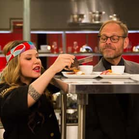 Superstar Sabotage: Heat Two is listed (or ranked) 19 on the list The Best Episodes Of 'Cutthroat Kitchen'
