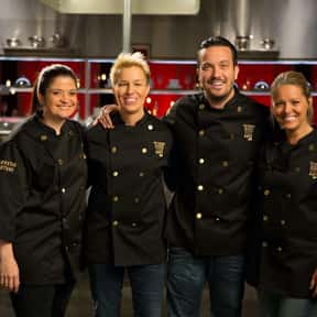 Superstar Sabotage: Finale is listed (or ranked) 14 on the list The Best Episodes Of 'Cutthroat Kitchen'