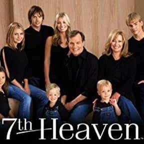 The Enemy Within is listed (or ranked) 20 on the list The Best 7th Heaven Episodes of All Time