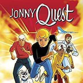 The Curse of the Anubis is listed (or ranked) 15 on the list The Best Jonny Quest Episodes