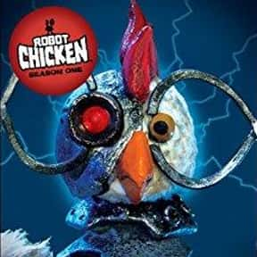 Robot Chicken, DC Special is listed (or ranked) 21 on the list The Best Robot Chicken Episodes of All Time