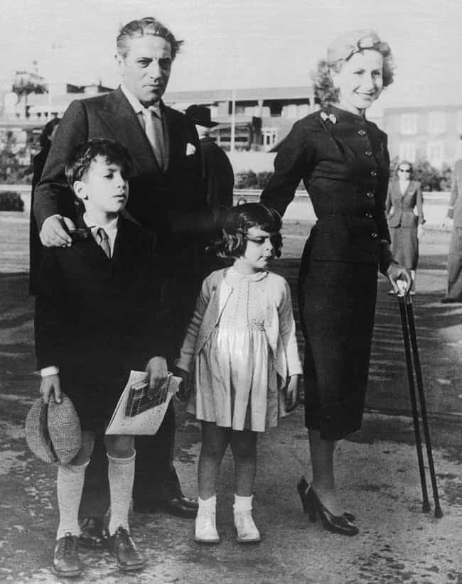 Aristotle Onassis May Have Bee... is listed (or ranked) 1 on the list JFK's Family Is Infamously Cursed, But Jackie Kennedy Married Into An Even More Tragic One
