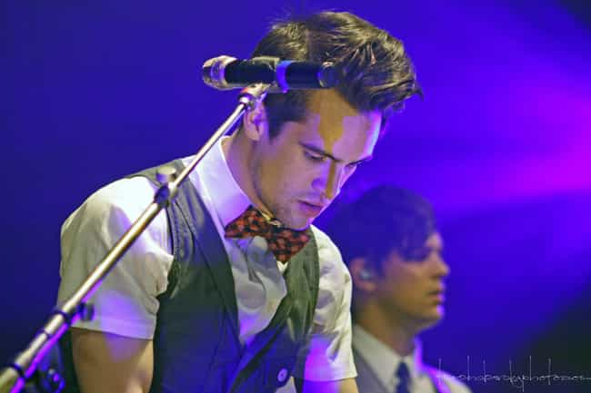 He Did His Own 'Drunk Hi... is listed (or ranked) 3 on the list 12 Things You Didn't Know About Panic! At The Disco's Brendon Urie