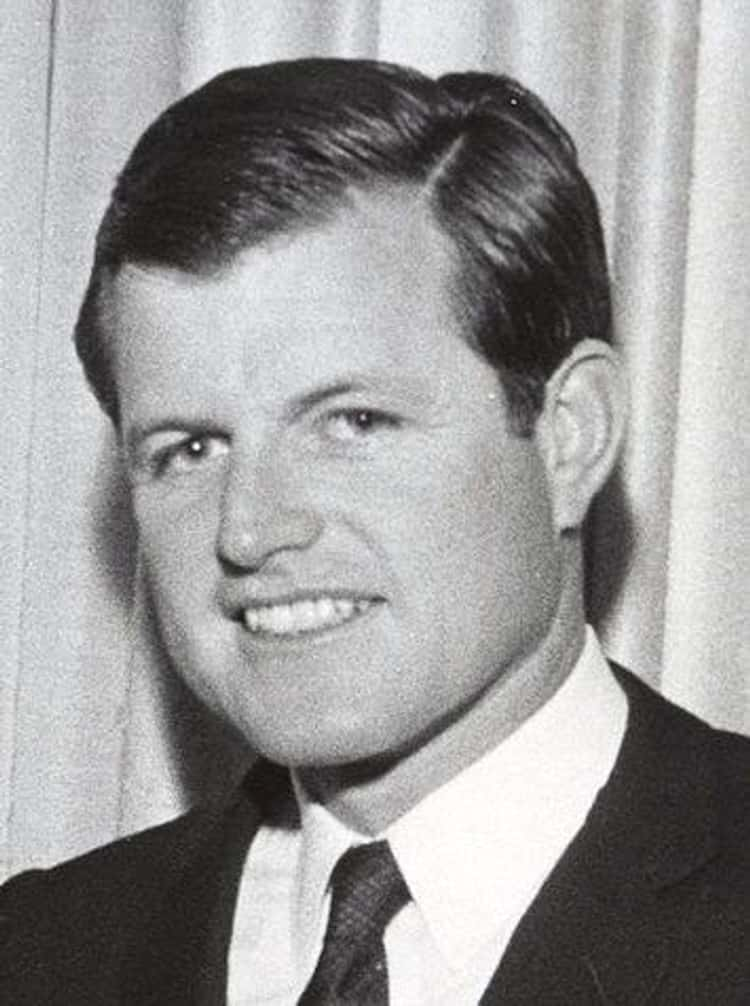 Ted Kennedy Was Hosting A Party On Chappaquiddick Island For Women That Had Worked On His Brother's Presidential Campaign