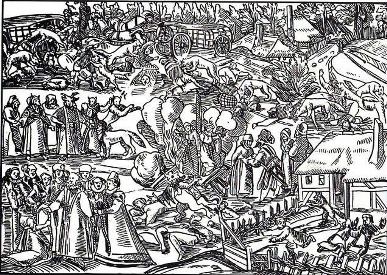Pierre De Lancre Was The Right is listed (or ranked) 3 on the list If You Thought The Witch Trials Were Brutal, Those Condemned As Werewolves Suffered Far Worse Fates