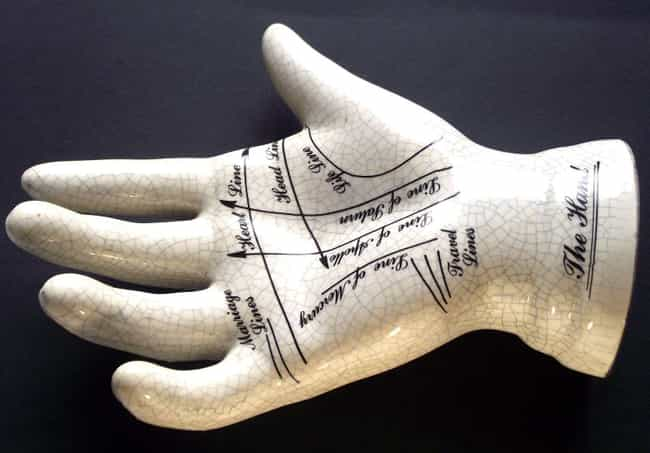 You Could Have A Killer'... is listed (or ranked) 3 on the list Here Are All The Things You Really Don't Want To See On Your Hand During A Palm Reading