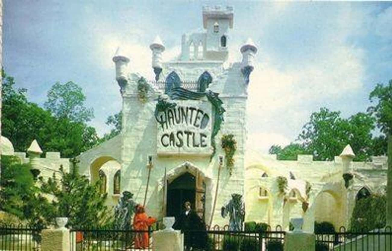 Six Flags Great Adventure's Ha is listed (or ranked) 2 on the list The Most Ludicrously Reckless Theme Park Rides Ever Created