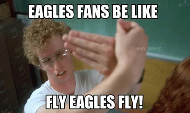 List Of 15 Funniest Philadelphia Eagles Memes