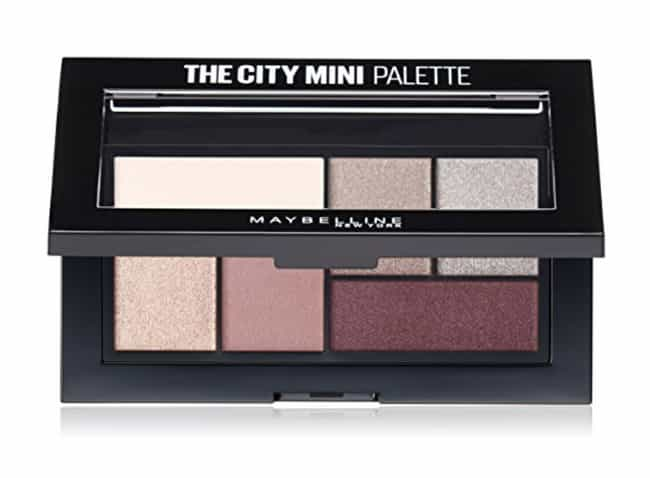 The City Mini Palette By... is listed (or ranked) 4 on the list The Best Eyeshadow Palettes Under $25