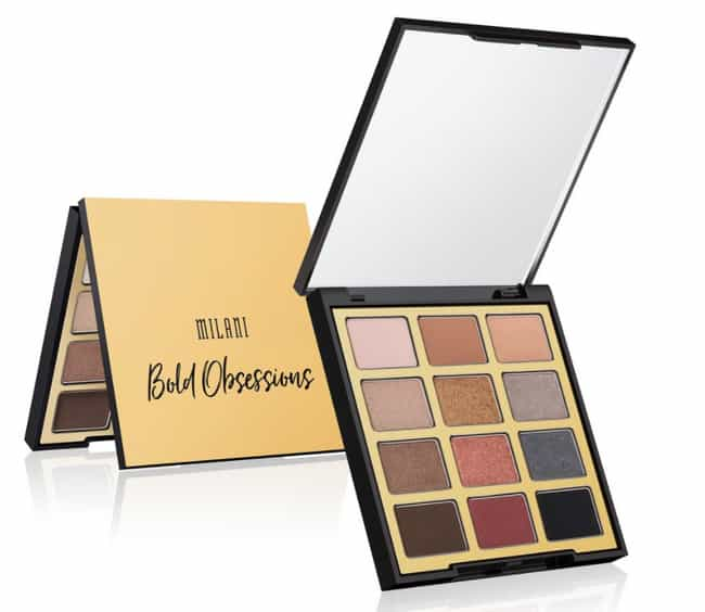 Bold Obsessions Palette ... is listed (or ranked) 1 on the list The Best Eyeshadow Palettes Under $25