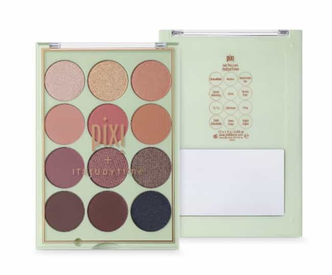 Get The Look Palette By ... is listed (or ranked) 2 on the list The Best Eyeshadow Palettes Under $25