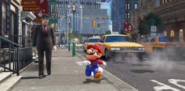 New Donk City Is Mario's Homet is listed (or ranked) 1 on the list Super Mario Odyssey Fan Theories
