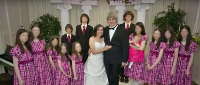 The Adult-Aged Siblings Were S... is listed (or ranked) 3 on the list The Turpins Kept Their 13 Kids Shackled In Filthy Conditions For More Than Two Decades