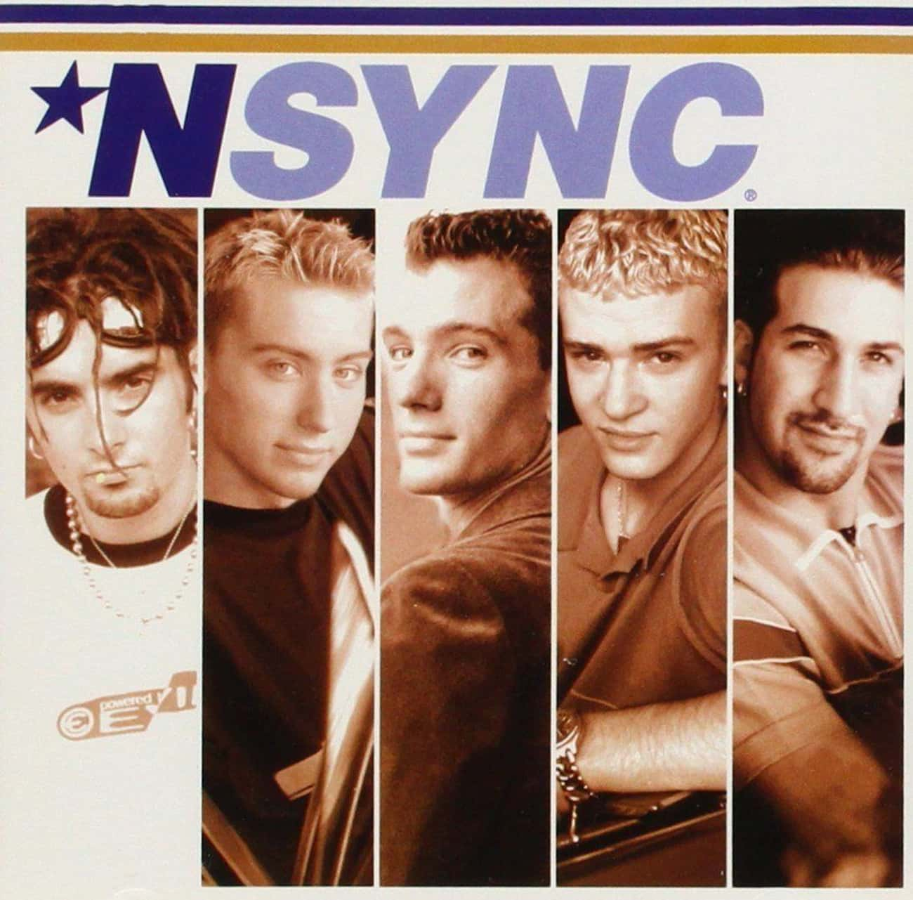 *NSYNC Created Three Rock-Solid Pop Albums While Backstreet Boys Churned Out Filler