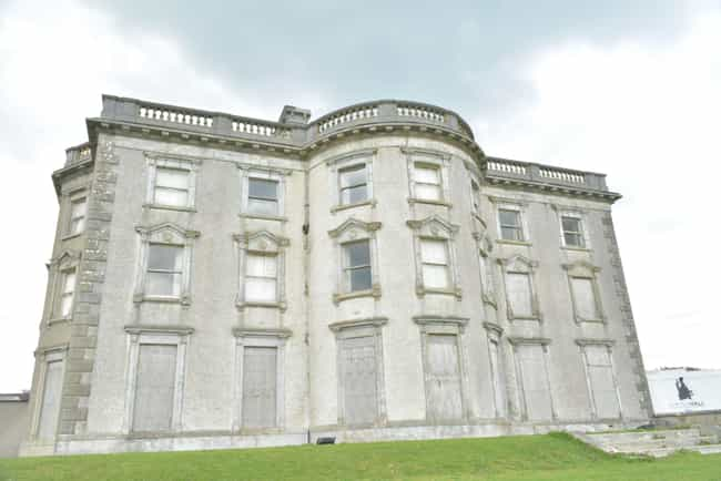 The Tottenhams, Embarras... is listed (or ranked) 2 on the list Ireland's Most Haunted House Hides The Tale Of A Young Girl Who Fell In Love With The Devil