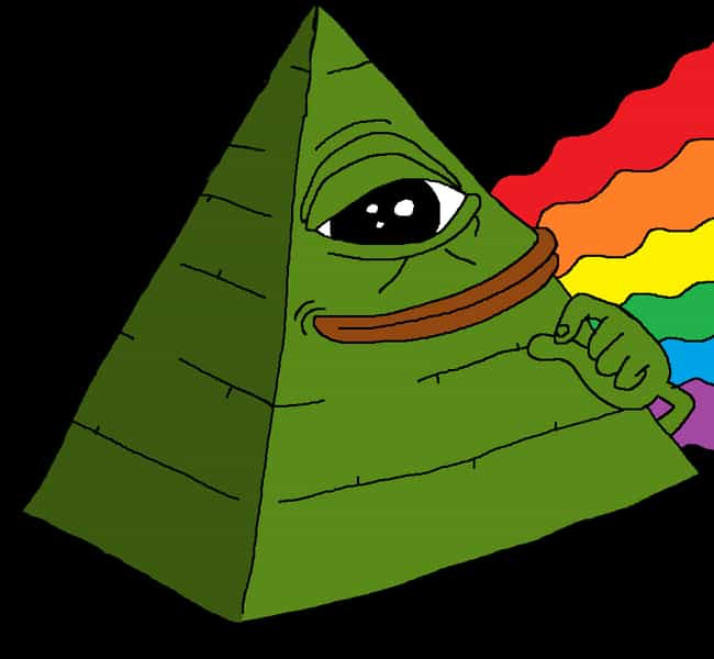 4chan Trolls Used Memes As A M... is listed (or ranked) 2 on the list People Believe Chaos Magick And An Ancient Egyptian Deity Won Trump The Election