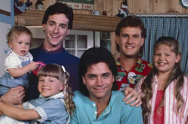 The Tanners Are Stuck In... is listed (or ranked) 3 on the list Dark 'Full House' Fan Theories That Will Change How You Think About The Show