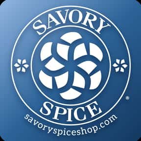 Savory Spice is listed (or ranked) 5 on the list The Best Spice Brands