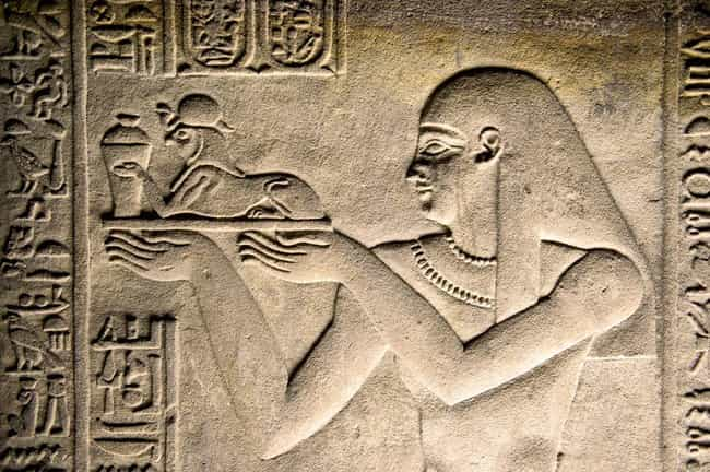 Cats In Egypt Were Worsh... is listed (or ranked) 4 on the list These Are The Fascinating Pets Of The Ancient World