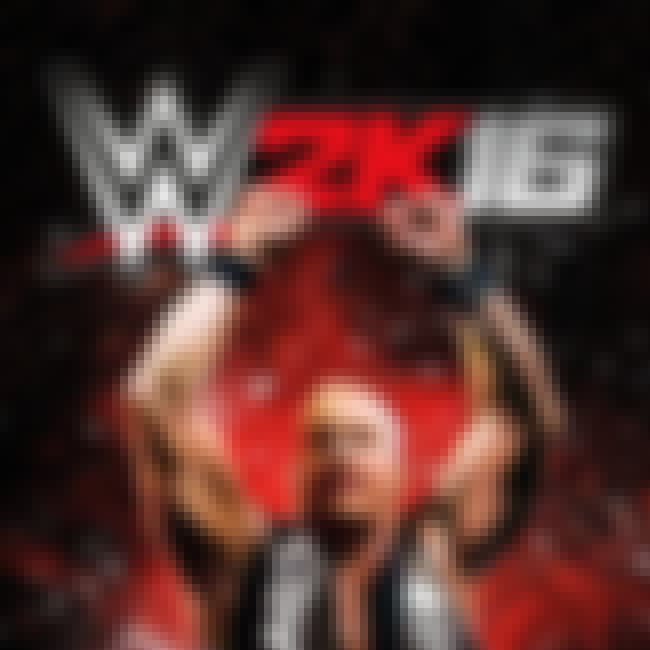 WWE 2K16 is listed (or ranked) 4 on the list The 9+ Best PC Wrestling Games on Steam