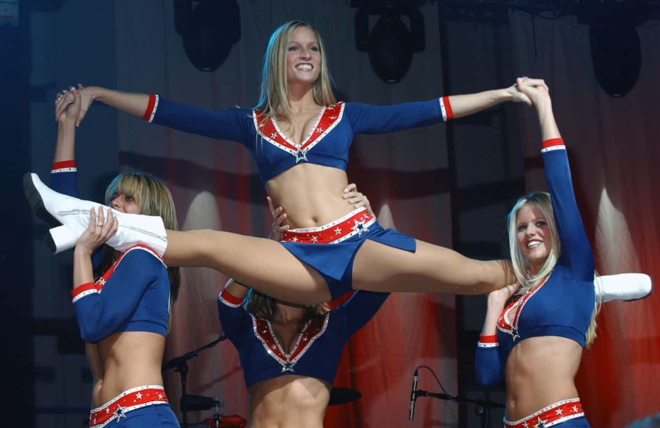 After Following All Of These Rules, Cheerleaders Are Compensated With As Little As $5 Per Hour