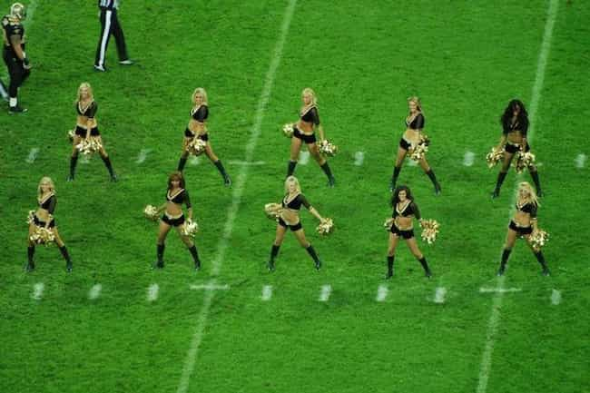 They Are Put Through A 'Ji... is listed (or ranked) 4 on the list All The Insane, Sexist Rules NFL Cheerleaders Have To Follow
