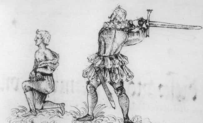 Executioners Often Inherited T... is listed (or ranked) 2 on the list A Day In The Life Of A Medieval Executioner In Their 16th-Century Heyday