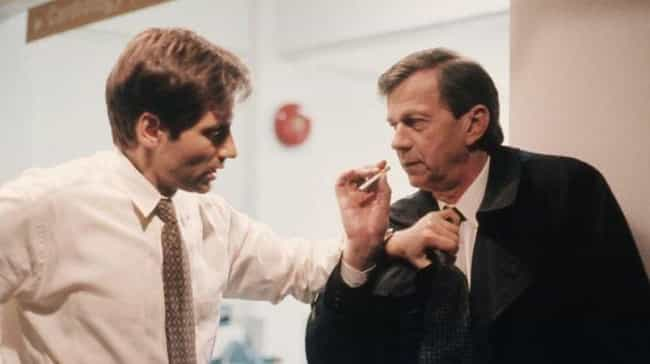 The Smoking Man Is Using Alien... is listed (or ranked) 3 on the list Fan Theories About The X-Files