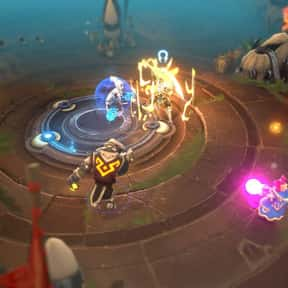Battlerite is listed (or ranked) 1 on the list The 20+ Best PC PvP Games on Steam