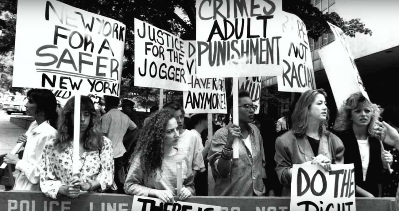 The Controversy Around The Tri is listed (or ranked) 4 on the list The History of Donald Trump and The Central Park Five